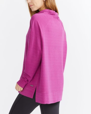 Hyba Funnel Neck Pullover