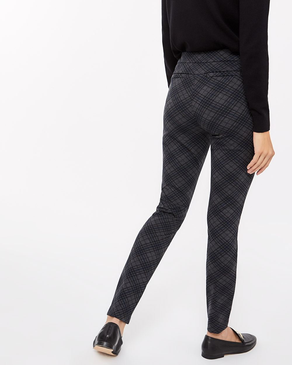 The Modern Stretch Printed Leggings