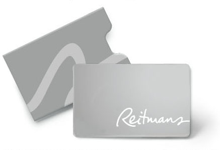 Carte-Cadeau Reitmans