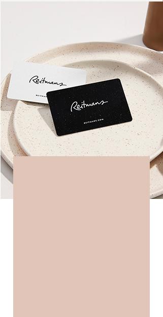 Carte-cadeaux Reitmans