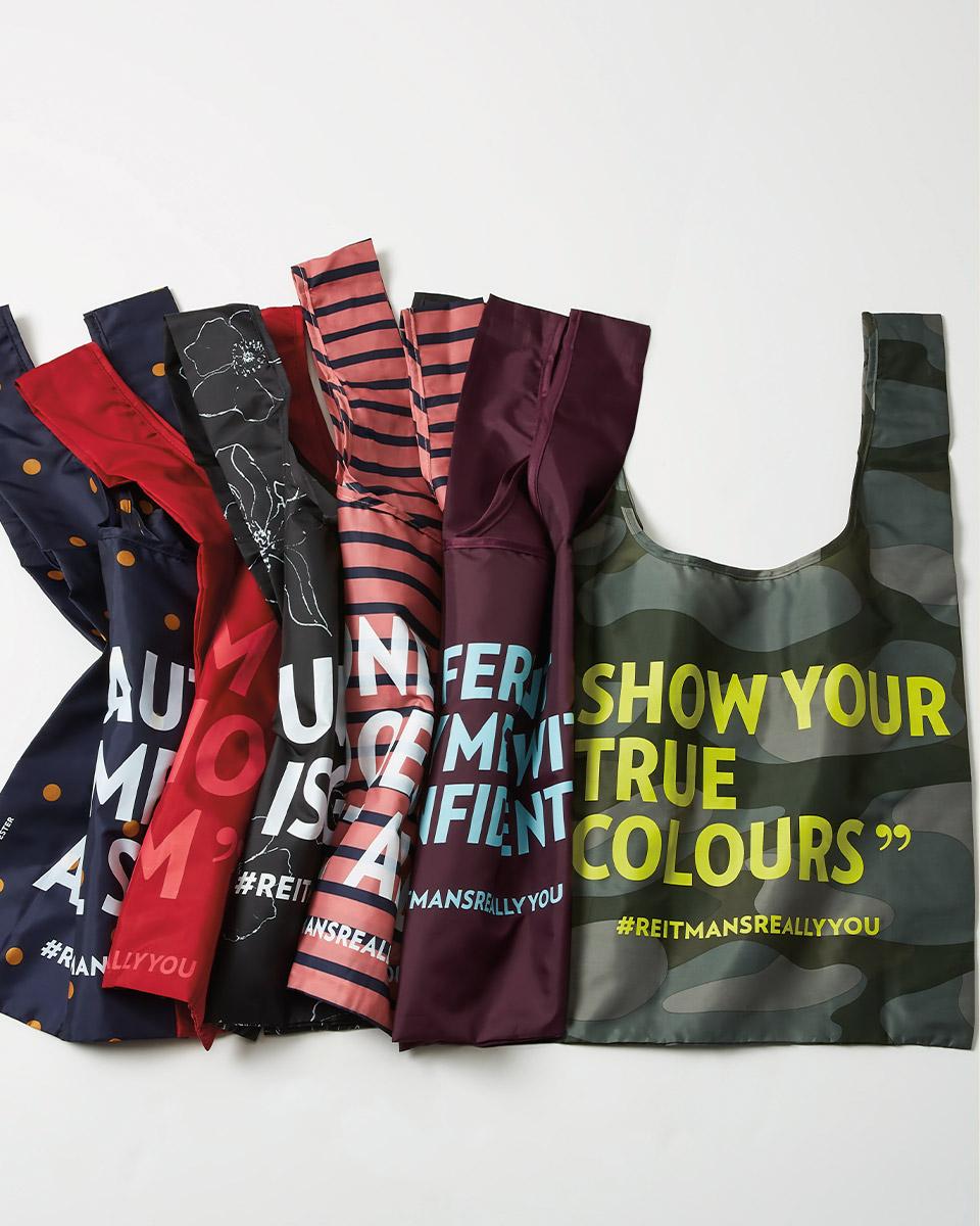 Inspiring bags for inspiring girls