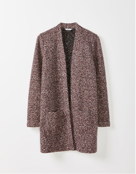 Half coat, half cardigan, 100% perfect for you