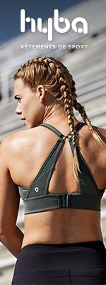 Hyba vêtements de sport Soutiens-gorge sport