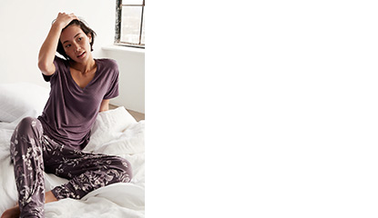 Sleepwear at 30% off