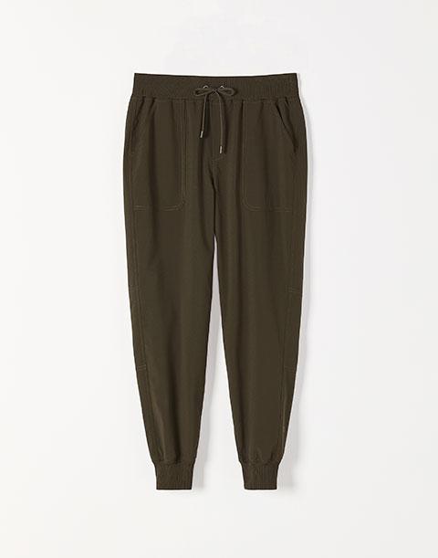 Pantalons vert