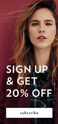 Sign up & get 20% off.