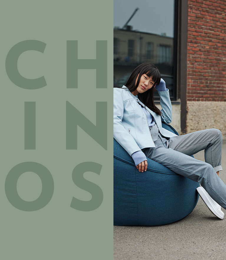 The chinos guide