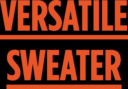 Versatile Sweater