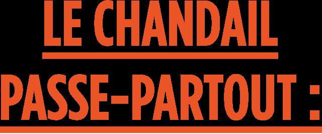 Le Chandail Passe-Partout