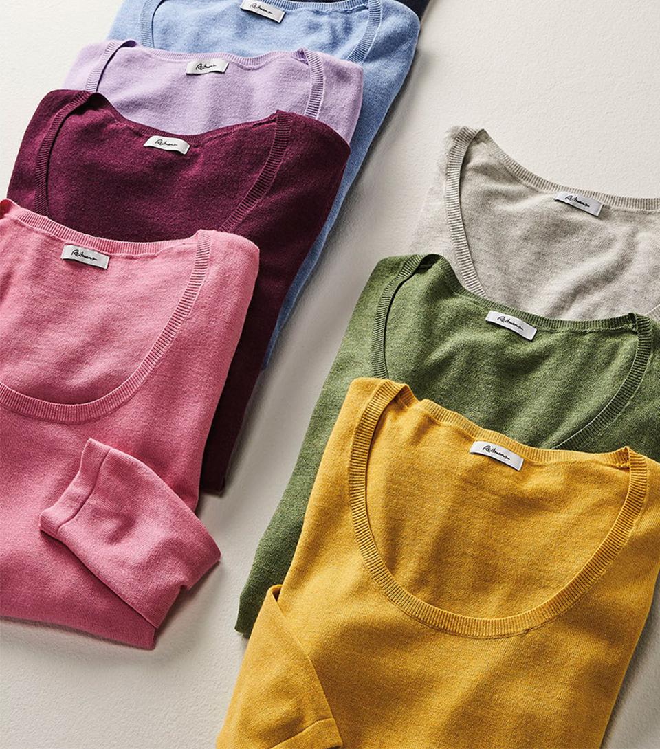 Plusieurs couleurs parmi lesquelles choisirs