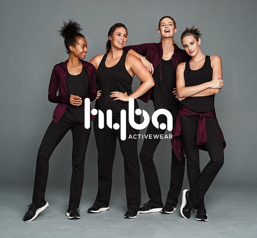 Hyba activewear