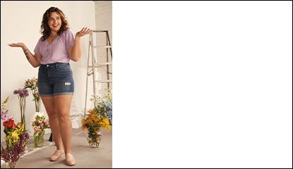 Capris, pantacourts, shorts et jupes à partir de 24,90 $