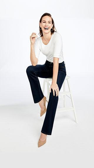 Signature soft jeans