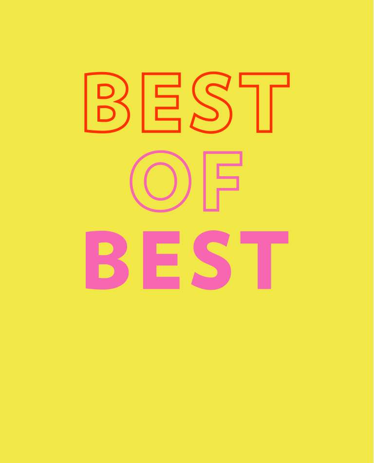 Best of the best.