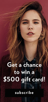 Get a chance to win a $500 gift card
