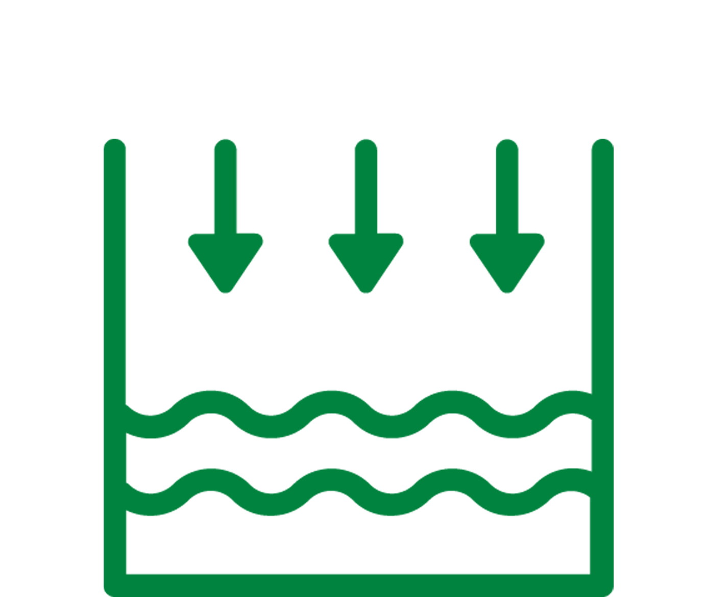 lower emissions icon
