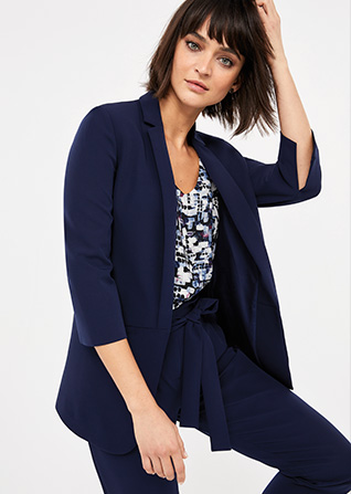 Limited edition: our navy suit