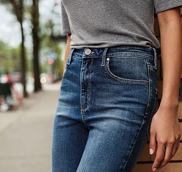 magasinez les jeans