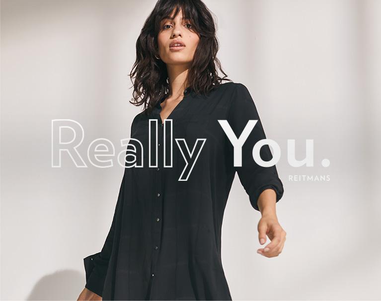 Really you.