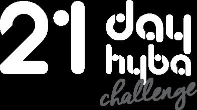 Hyba 21 day challenge