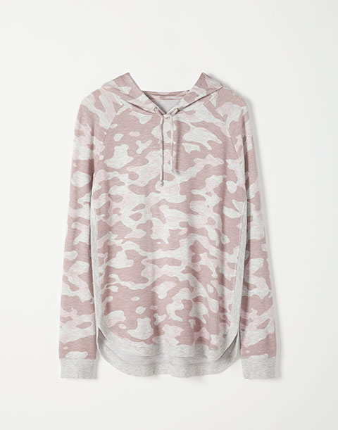 pink camo hoodie by Reitmans Hyba