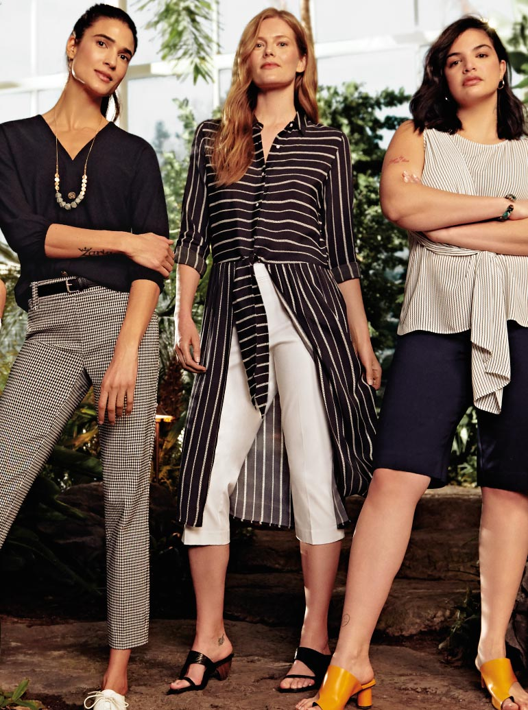 30% off pants, skirts and shorts