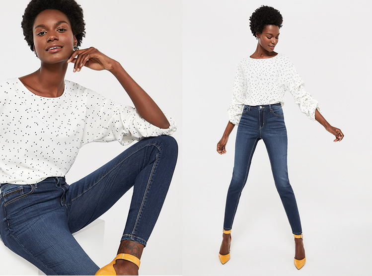 Top pairings for your jeans