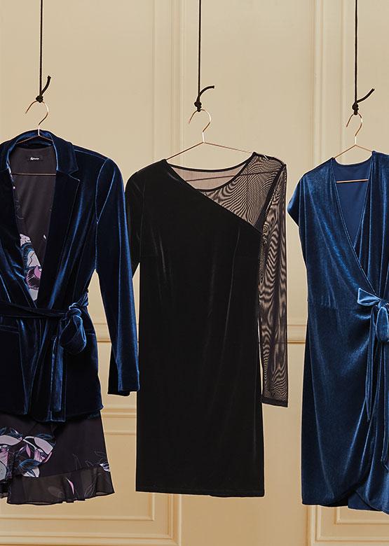 Robes de velour