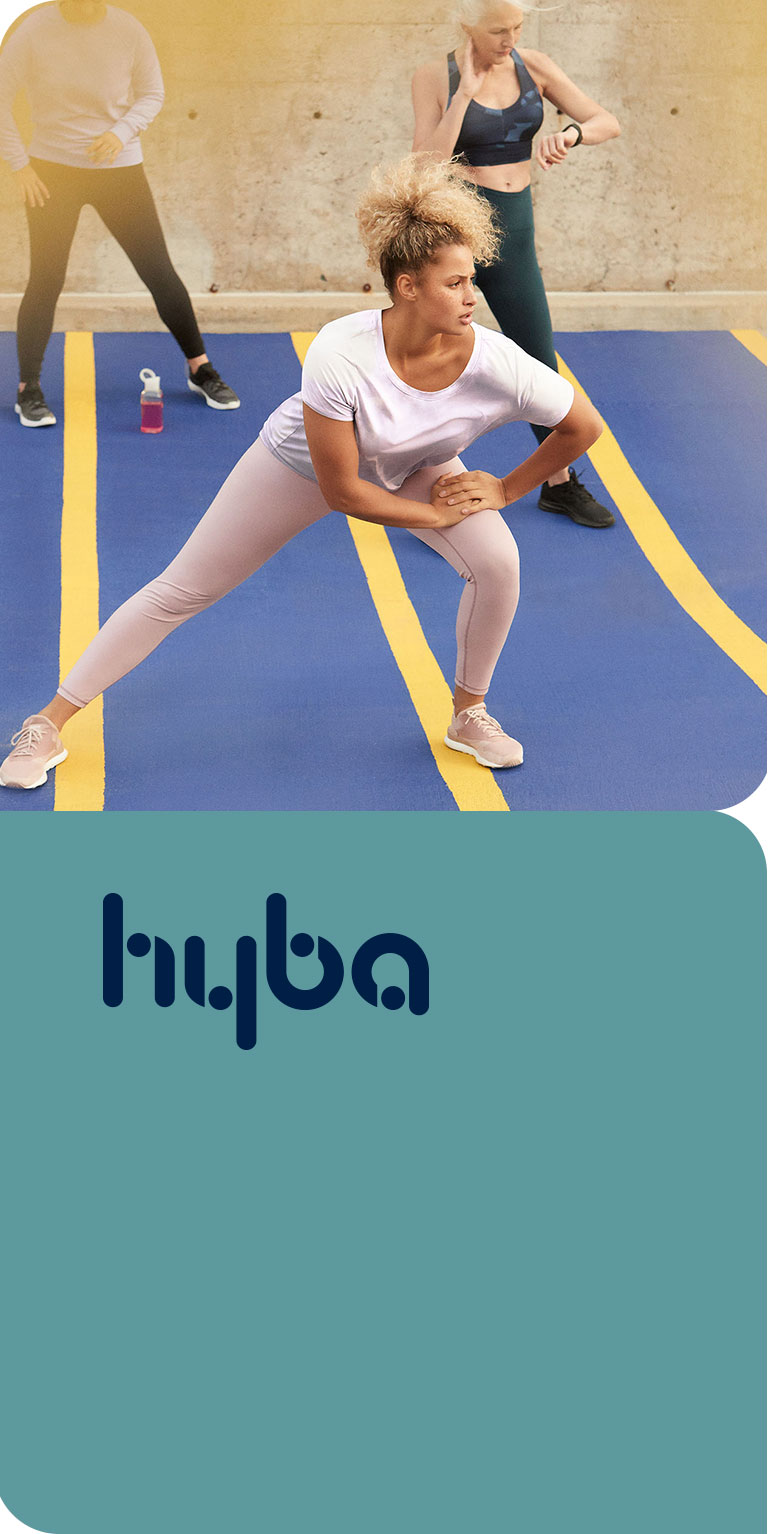 Hyba - Free to move