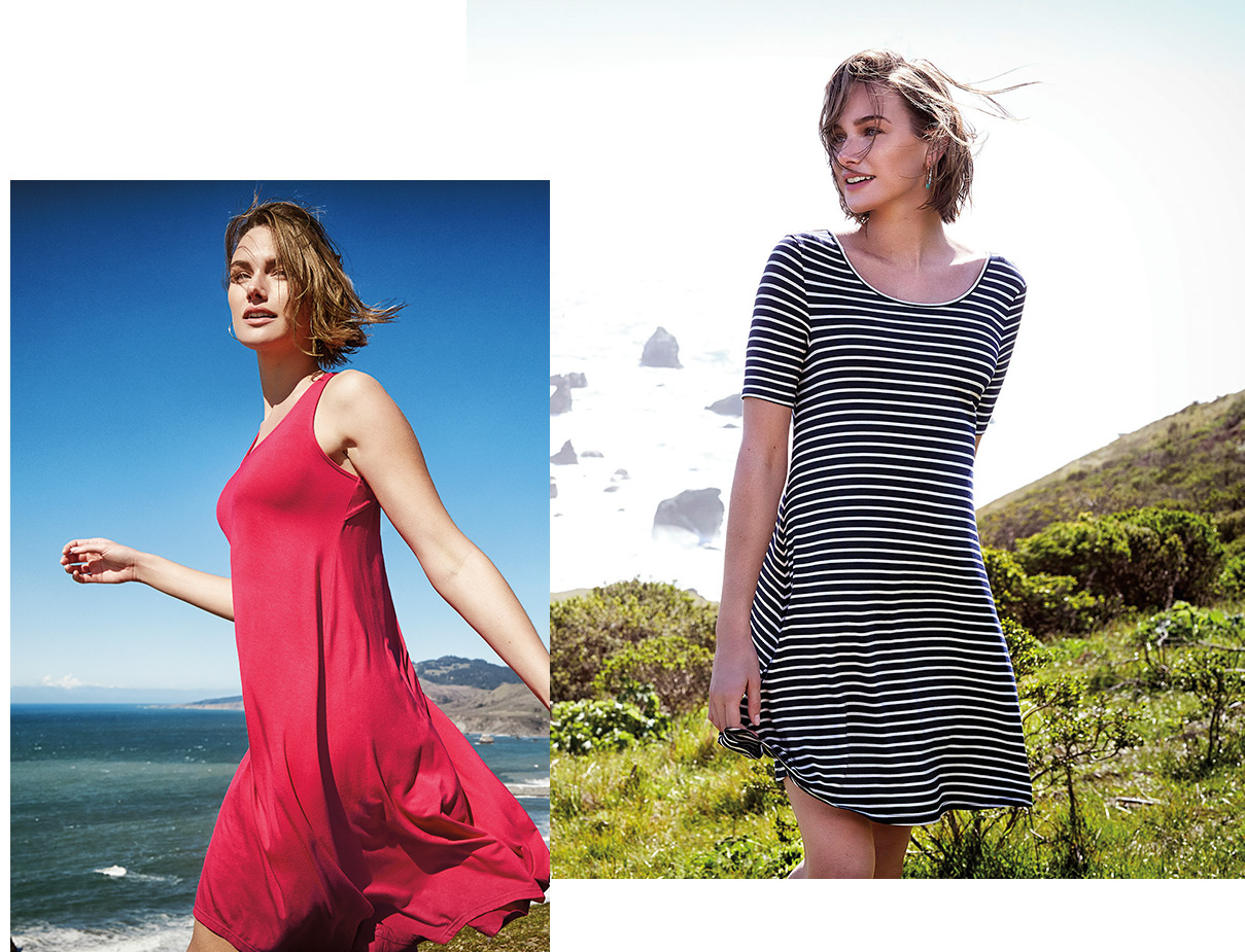 Here comes the sun(dresses)!